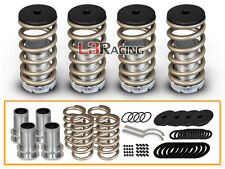 95-04 Acura TL Sedan COILOVER LOWERING COIL SPRINGS KIT GOLD