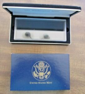 1 used  Empty Box from US mint & 1 used Box from Washington for currency