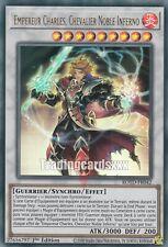 ♦Yu-Gi-Oh!♦ Empereur Charles, Chevalier Noble Inferno : ROTD-FR042 UR