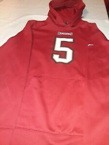 Nike tampa bay buccaneers Freeman #5 Hoodie