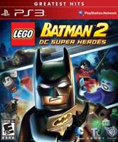 LEGO Batman 2: DC Super Heroes PS3 New sony_playstation3;