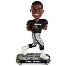 Amari Cooper Oakland Raiders Bobblehead Forever Collectibles NFL FOCO NIB Bama