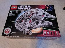 Limited FIRST Edition Lego Star Wars 10179 Millennium Falcon UCS NEW SEALED!
