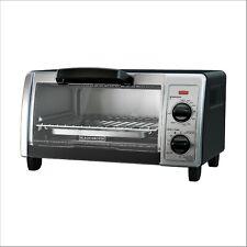 Black & Decker 4-Slice Toaster Oven (To1705Sb)