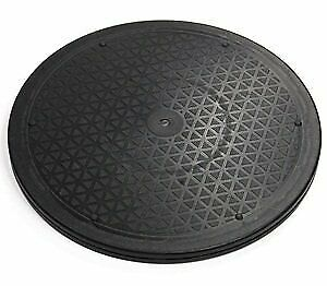 Rotating Turntable Bearing Stand Lazy Susan Heavy Duty 12Inch Steel Ball Kitchen