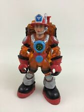 "Wendy Waters Firefighter Talking Fisher Price Rescue Heroes 6"" Action Figure A10"