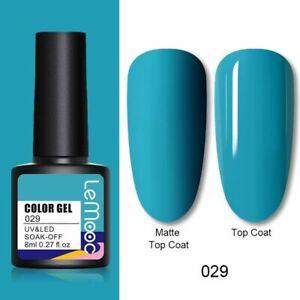 Permanent UV LED Nail Gel Polish Autumn Winter Color Hybrid Lacquers Varnishes