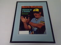 George Bamberger Framed 11x14 ORIGINAL 1979 Sports Illustrated Cover Brewers