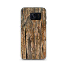 Samsung Case - Galaxy Phone Case - Rustic Wood Print Cell Phone Accessories