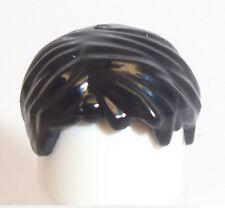 Lego Short Boy Wig Hair x 1 Black for Minifigure