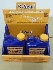 K-seal kseal Radiador Refrigerante & Cabeza Junta Sellador 2 X 236ml