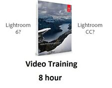 Learning Lightroom 6 / CC - 8 hour Video Training