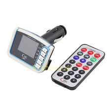 1.44 inch LCD Wireless FM Transmitter MP3 Player + Remote
