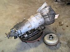 96-97 Through Production Date 12/96 BMW 328i 4-Speed Automatic Transmission