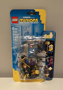 LEGO Minions The Rise Of Gru  Kung Fu Training Minifigure Pack ( 40511) NEW!