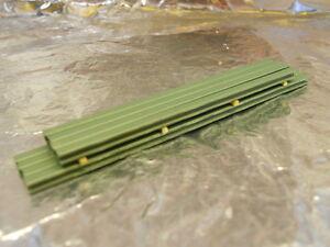** Heico 220102 Girders on Wooden Blocks 80mm TT / N