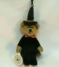 Boyd's Bears Halloween Wuzzie Witch!