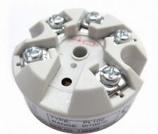 Transmetteur de température   Pt100 (bouton poussoir) TX203P  - sortie 4- 20mA