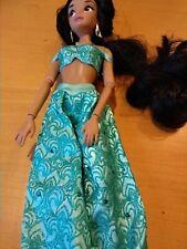 "Disney Aladdin Princess Jasmine 11"" Doll Mint Condition"