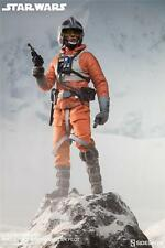 "Star Wars Luke Skywalker Rogue Group Snowspeeder Pilot 1/6 Scale 12"" Figure"