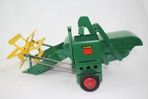 1950's Slik Toys Oliver Combine, Nice Original