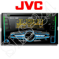 JVC KW-DB92BT Doppel 2-DIN Autoradio DAB+ CD USB AUX Bluetooth Radio Car Tuner