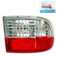 Fits Chevrolet Trailblazer 2012 17 18 Rh Rear Reflector Bumper Blubs Genuine Red