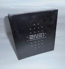 K-POP 2011 2NE1 1ST LIVE CONCERT CD [NOLZA!] CD + BOOKLET + FAMILY CARD SEALED