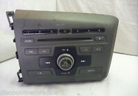 11 12 2011 2012 Nissan Versa Radio Cd Player OEM 28185-3AN0A CY19G Bulk 629