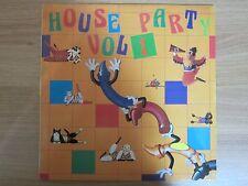 HOUSE PARTY VOL.1 Korea LP ITALO DISCO 1989 Madonna,Ken laszlo,Susy Q