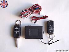 Remote Central Locking Kit + keys fobs LED VAUXHALL Astra F G Corsa B C Vectra
