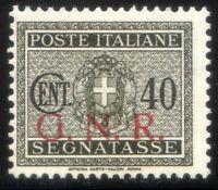 R.S.I. 1944 Segnatasse n. 52/I ** Brescia (s088)