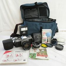 Vintage Collectable Canon AE1 Film Camera