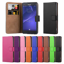 Étuis, housses et coques etuis portefeuilles Sony Xperia Z3 pour téléphone mobile et assistant personnel (PDA)