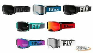 FLY Racing - Zone PRO Goggles - CHOOSE YOUR COLOR - MX / ATV / MTB / OFF-ROAD -