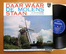 Daar Waar De Molens Staan Da Arabier Organ Holland Vinyl LP - Philips P 08069 L