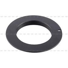 Fit Canon EOS 550D 600D 5D 7D 1100D 60D  M42 Lens To Camera Adaptor Ring Black