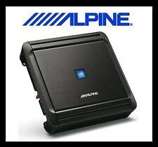 ALPINE MRV-F300 4-CHANNEL CLASS-D AMPLIFIER, BRAND NEW, WARRANTY, BEST OFFER