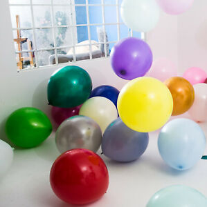 18 inch (45 cm) Round Latex Balloon for Birthday Wedding Party