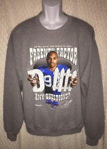 Dwight Freeney Indianapolis Colts Sweatshirt Freeney Factor Size Adult XL