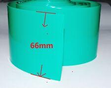 2M GREEN (AA 18650 Battery) 66MM Φ42MM PVC Heat Shrink Tubing A051