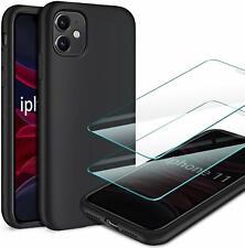 CUSTODIA COVER per IPHONE 5 6 7 8 11 X XS XR MAX PRO SE 2020 + VETRO TEMPERATO