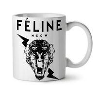 Tiger Face Cool Animal NEW White Tea Coffee Mug 11 oz   Wellcoda