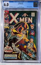 X-Men #33 CGC 6.0 (1967) vs Juggernaut w/Dr. Strange, Ancient One