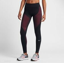 NIKE ZONAL STRENGTH TRAINING RUNNING TIGHTS 831128-015 SIZE XTRA SMALL RRP £114