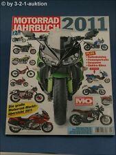 Mo Sonderheft Jahrbuch Motorrad Katalog 2011