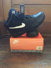 vintage 1992 OG nike air magnum force 3/4 basketball shoes men's size 9.5
