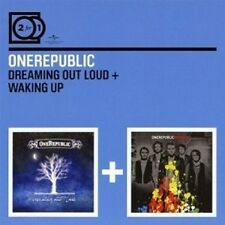 ONEREPUBLIC - 2 FOR 1: DREAMING OUT LOUD/WAKING UP 2 CD +++++++++++++++++++NEW+