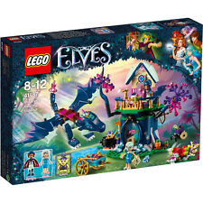 Lego Elves Rosalyn's Healing Hideout 41187 NEW