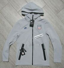 NWT Nike US Soccer Tech Pack Hoodie Sz Small - Men 100% Authentic USA CI8381 048